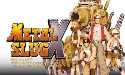 Tải game Metal Slug X - APK