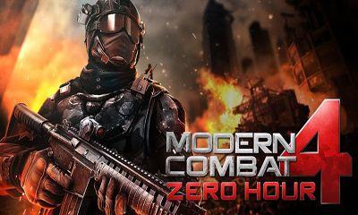 Tải game Modern combat 4 Zero Hour